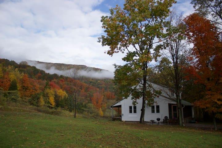 Spruce Knob Retreat