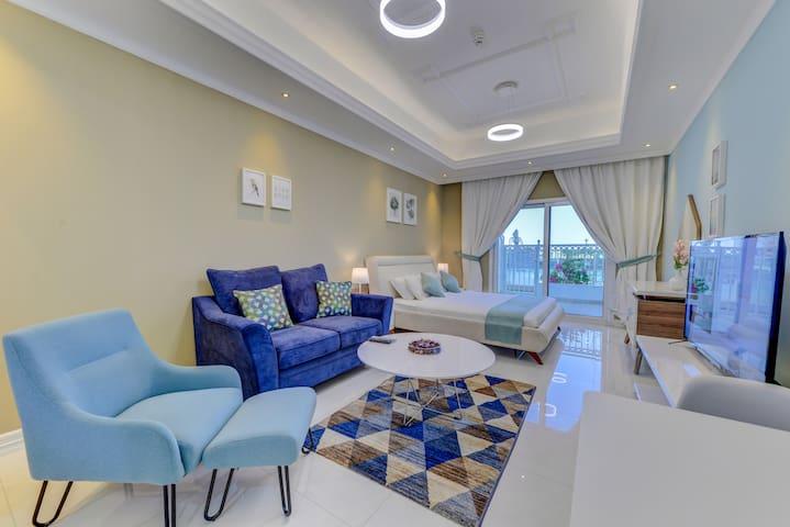 Brand new Splendid apartment on Vincitore Palacio