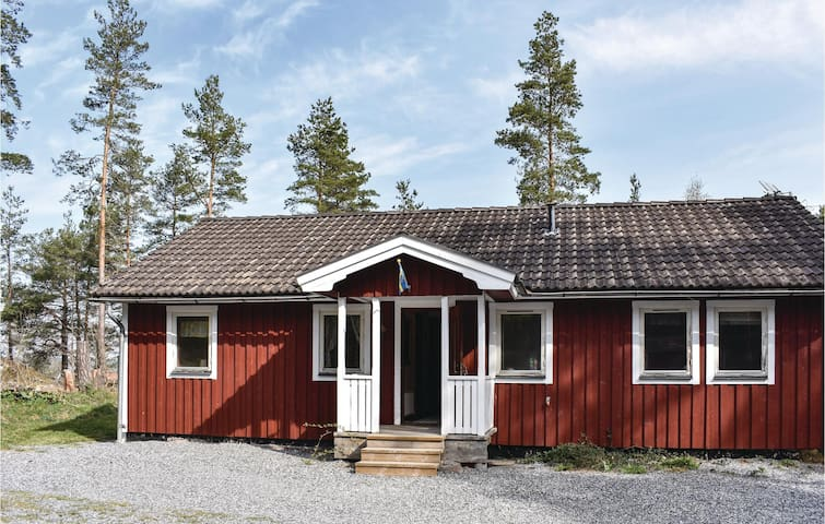 Holiday cottage with 3 bedrooms on 80m² in Valdemarsvik