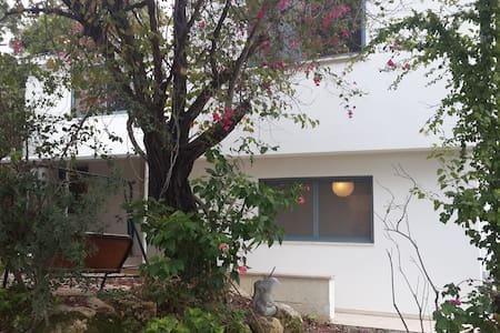 Tranquilidade, Paz e Vivencia no Kibbutz Nachshon - Nahshon - Casa