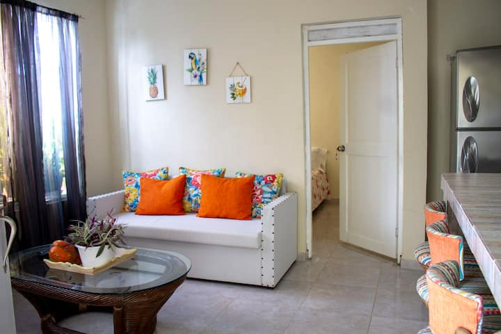 PRECIO OFERTA- Apartamento 2do nivel EA-B Samaná