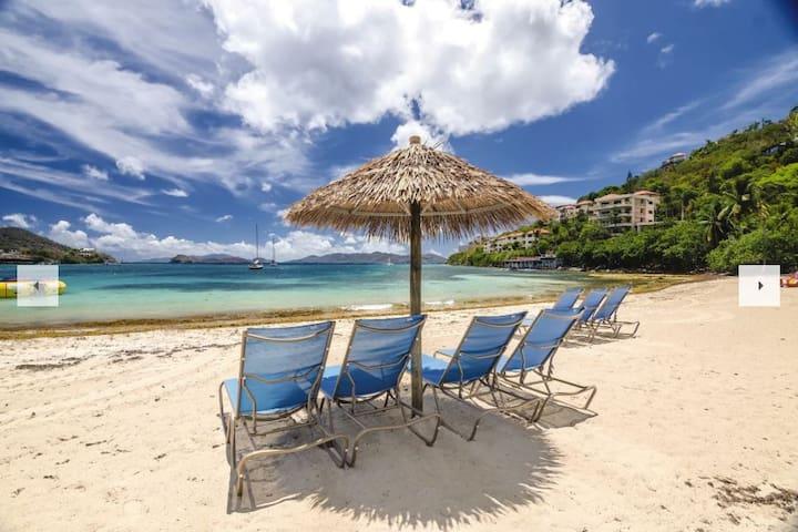 Studio, Blissful Escape to a Beachside Resort!!