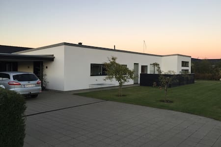 Familievenligt hus i Ringkøbing - Ringkobing - Casa