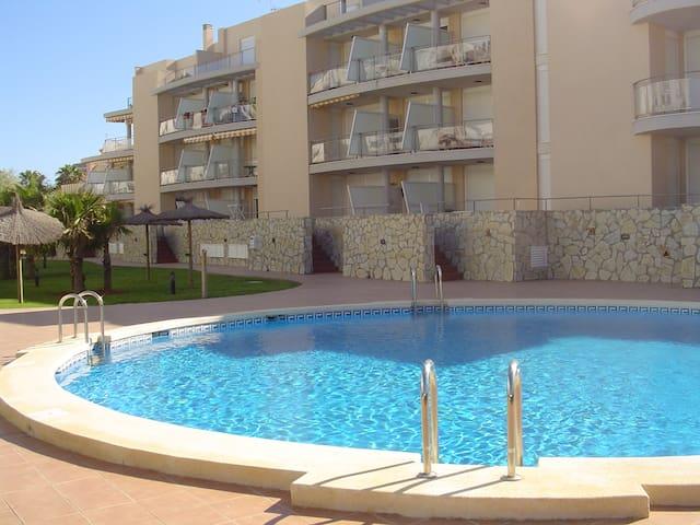 Denia, playa de las MArinas - Dénia - Wohnung