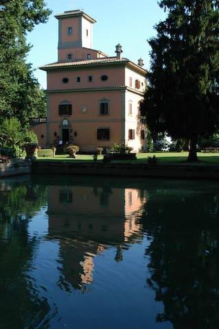 Villa la Selvotta residenza d'epoca - Albano laziale - Villa