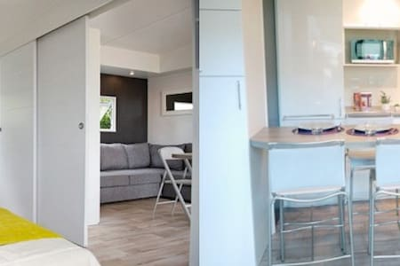 MOBIL HOME LUXE - Chagny - Bungalow