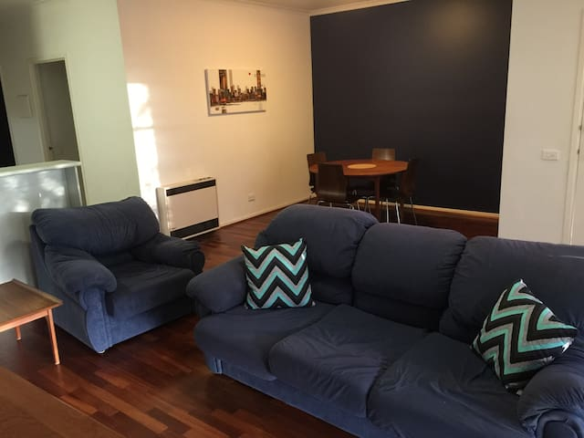 Perfect inner city apartment - Carlton North - Appartement