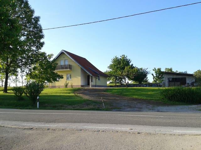 House Vienna - Drežnik Grad - Casa