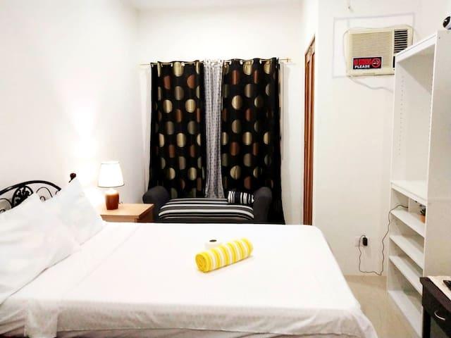 Cozy Condo Bayanihan Flats @6403