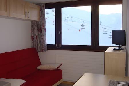 Charmant Studio TIGNES centre - Tignes