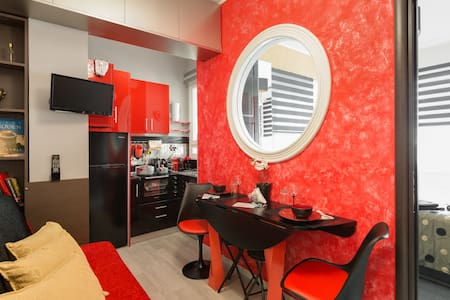 ★JULIET CENTRAL LUXURY MINI SUITE ★JUST RENOVATED