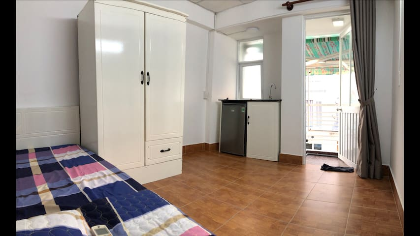 Room for rent in the city center - District 10,HCM