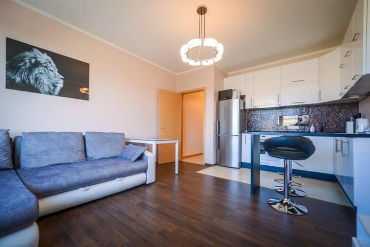 Lion Studio, WiFi - Liepāja - Appartement