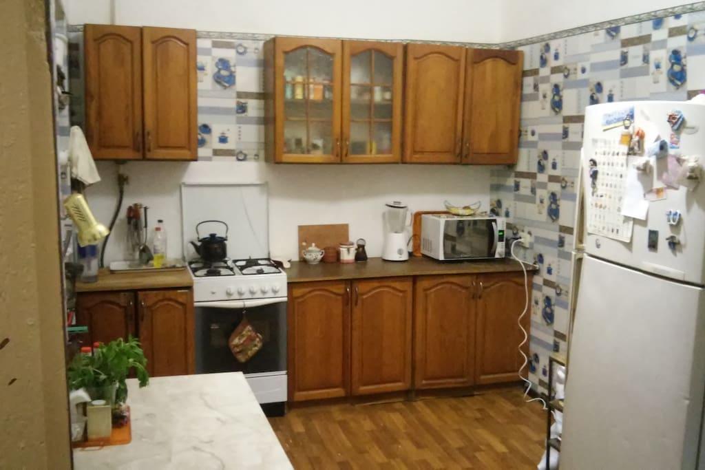 Общая кухня Comon Kitchen