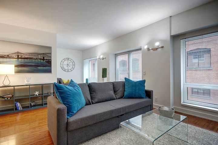 Lovely Apartment - Old Port of Montreal
