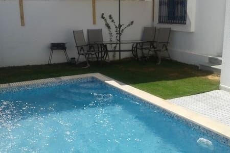Charming single storey villa with swimming pool - Djerba Midun - Casa