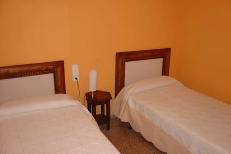 HABITACÍON HOTEL C/BAÑO DELTA EBRO - Santa Bàrbara
