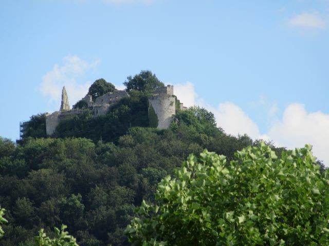 Ferienwohnung Castle Urach - Bad Urach - Condominium