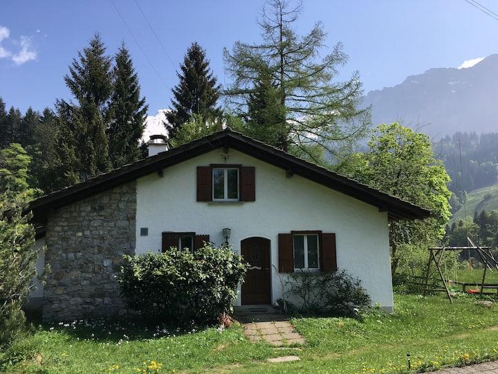 gemütliches Ferienhaus mit Garten