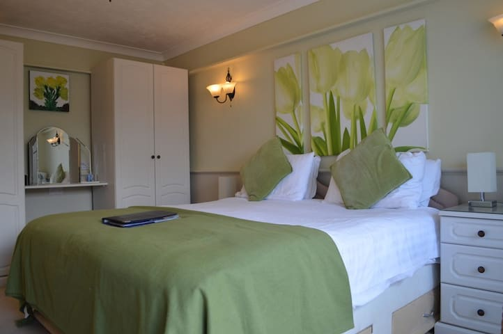 Watersedge - Garden Suite (Ground Floor) - Barton on Sea