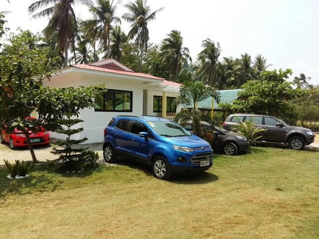 Aircon House @Sarmiento Beach House