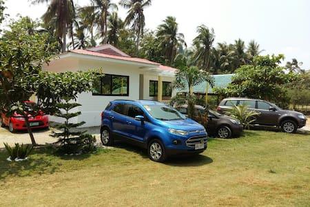 Aircon House @Sarmiento Beach House - Anda