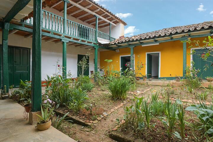 Acogedora habitación doble en Chachapoyas