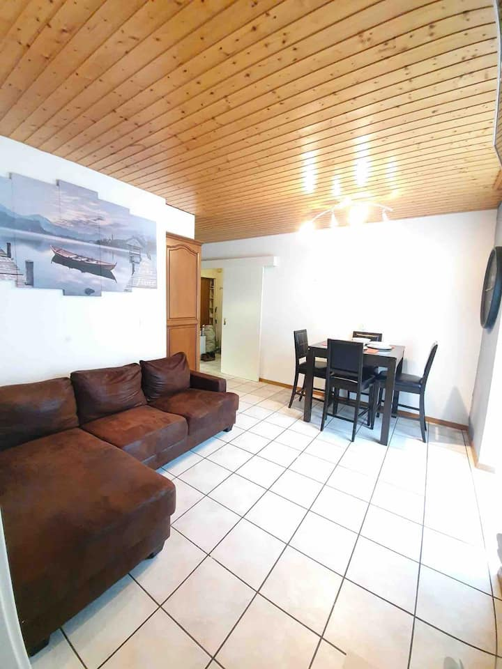 Jolie appartement au centre !