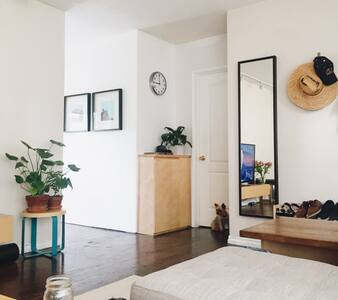 [Private Room + Bath] Cozy house with Rustic Charm - Fullerton - Rumah