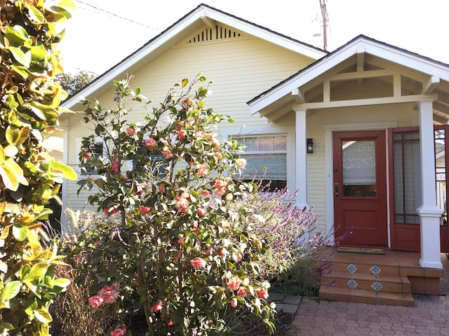 Cozy 2 bedroom guest house in Old Torrance