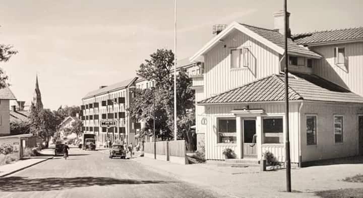 Slättens Bageri - Sekelskiftesvillan i stan