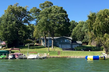 Lake Minnetonka - Waterfront Home - Wayzata - บ้าน