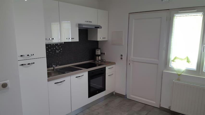 Beau studio neuf  rez-de-chaussée - Metz - Apartment