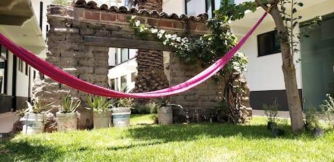 La Palma. Casa con vistas en  San Lucas Xolox