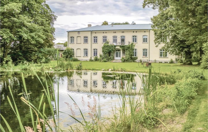 Awesome home in Eichhorst with WiFi and 8 Bedrooms
