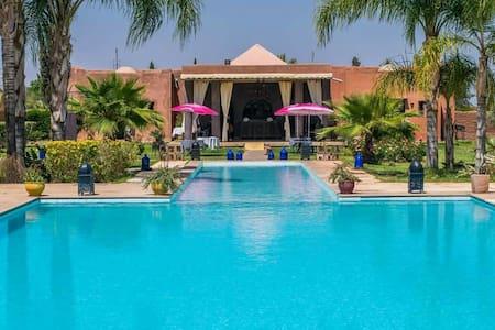 Villa 04 personnes Marrakech - Douar Zemrane