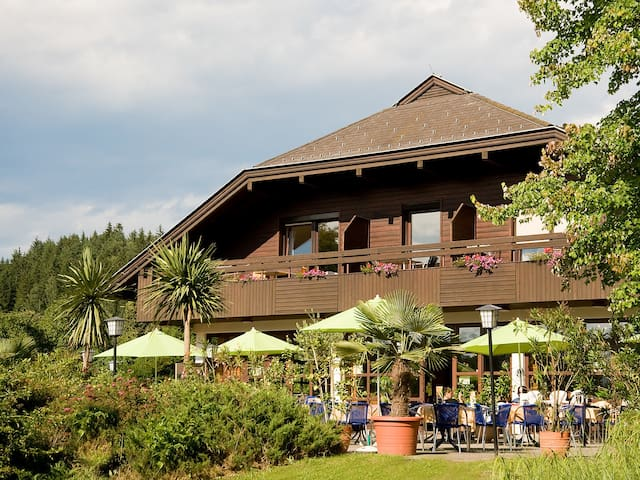 2-room apartment 50 m² Sonnenresort Maltschacher See for 4 persons