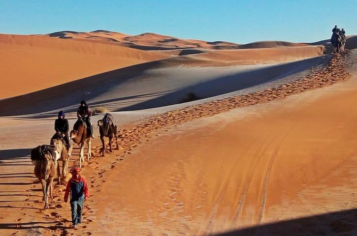 Ideal Economy Accommodation - Ouarzazate - Dům