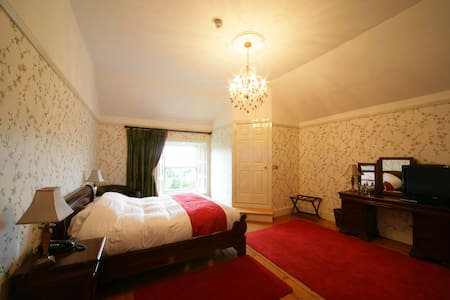 Preston House Abbeyleix - The De Vesci Suite