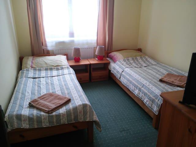 Apartament 3 osobowy 2 pokojowy - Willa - Krynica-Zdrój - Ház