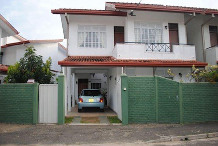 Tranquil Villa - Kotugoda JaEla - House