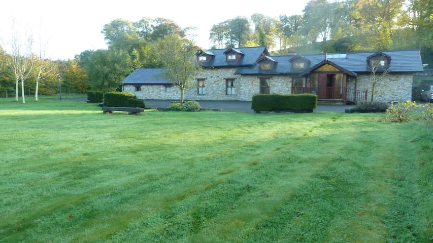 Affordable luxurious rural accommodation
