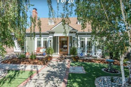 Charming Central San Jose House - San Jose