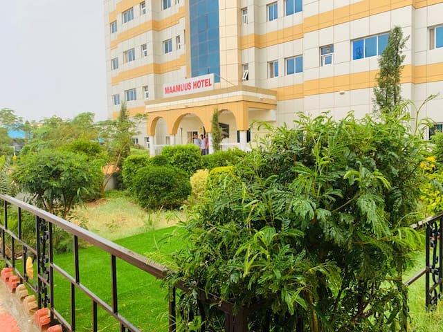 Maamuus Hotel Hargeisa