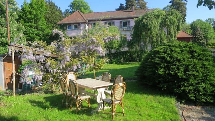 CHAMBRE D HOTES PROCHE COLMAR-MULHOUSE-THANN - Bitschwiller-lès-Thann - Dům pro hosty