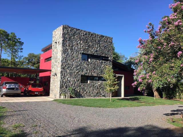 Casa / Loft  de categoria en Villa Allende - Villa Allende - ลอฟท์