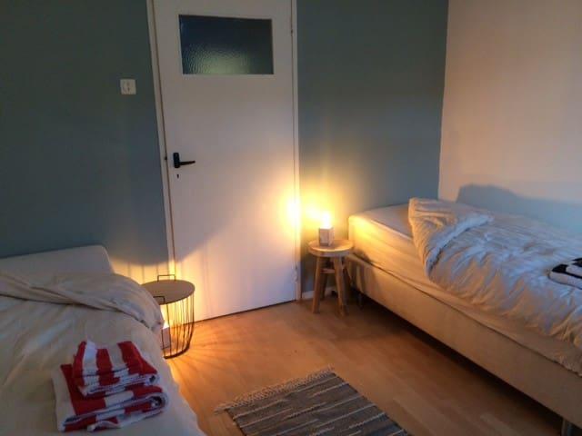 kamer in de mooiste buurt van Nijmegen