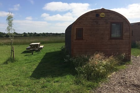 'OAK' GIPPING VALLEY GLAMPING