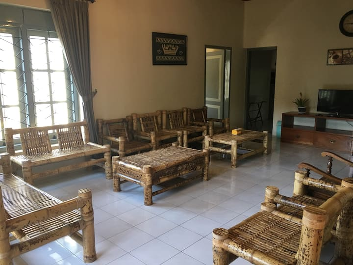 Kalibendo guest house, experience the nature here!