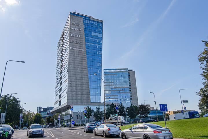 Gates to Vilnius max 4p.
